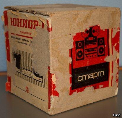 """Юниор-1"""". Радиоконструктор."""